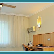 Hotelzimmer Ramstein, Hotel America, Elisa Vertrieb